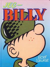 Cover Thumbnail for Jeg - Billy (Semic, 1988 series)