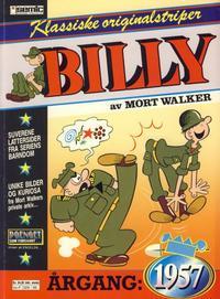 Cover Thumbnail for Billy Klassiske originalstriper (Semic, 1989 series) #1957 [1. opplag]