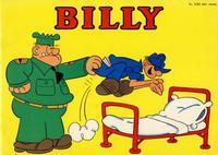 Cover Thumbnail for Billy julehefte (Hjemmet / Egmont, 1970 series) #1974