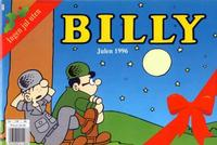 Cover Thumbnail for Billy julehefte (Hjemmet / Egmont, 1970 series) #1996