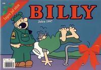 Cover Thumbnail for Billy julehefte (Hjemmet / Egmont, 1970 series) #1997