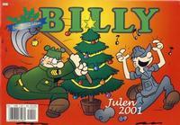 Cover Thumbnail for Billy julehefte (Hjemmet / Egmont, 1970 series) #2001