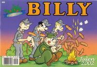 Cover Thumbnail for Billy julehefte (Hjemmet / Egmont, 1970 series) #2002