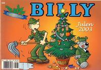 Cover Thumbnail for Billy julehefte (Hjemmet / Egmont, 1970 series) #2003