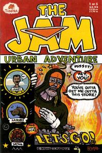 Cover Thumbnail for The Jam: Urban Adventure (Tundra, 1992 series) #1
