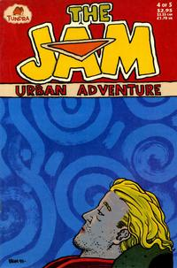 Cover Thumbnail for The Jam: Urban Adventure (Tundra, 1992 series) #4