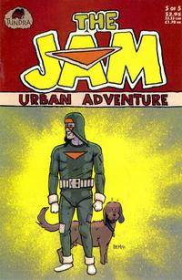 Cover Thumbnail for The Jam: Urban Adventure (Tundra, 1992 series) #5