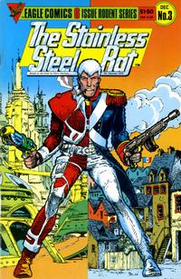 Cover Thumbnail for The Stainless Steel Rat (Eagle Comics, 1985 series) #3