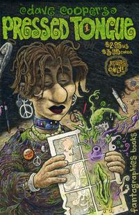 Cover Thumbnail for Pressed Tongue (Fantagraphics, 1994 series) #1