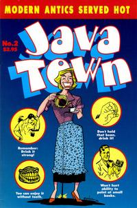 Cover for Java Town (Slave Labor, 1992 series) #2