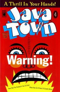 Cover Thumbnail for Java Town (Slave Labor, 1992 series) #4