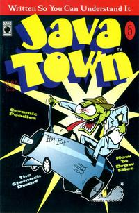 Cover Thumbnail for Java Town (Slave Labor, 1992 series) #5
