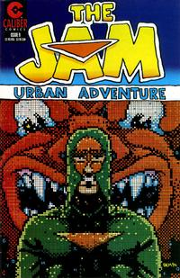 Cover Thumbnail for The Jam (Caliber Press, 1995 series) #9