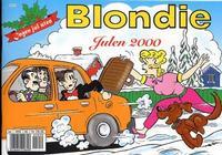 Cover Thumbnail for Blondie (Hjemmet / Egmont, 1997 series) #2000