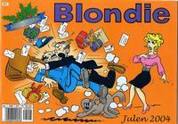 Cover Thumbnail for Blondie (Hjemmet / Egmont, 1997 series) #2004