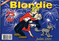 Cover Thumbnail for Blondie (Hjemmet / Egmont, 1941 series) #2005