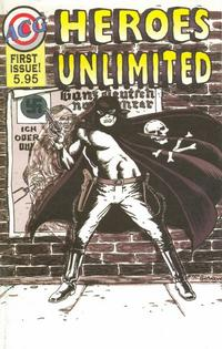 Cover Thumbnail for Heroes Unlimited (Avalon Communications, 2002 series) #1