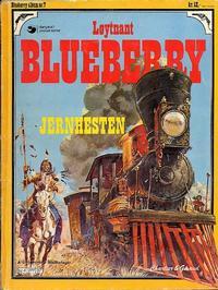 Cover Thumbnail for Blueberry (Hjemmet / Egmont, 1977 series) #7 - Jernhesten