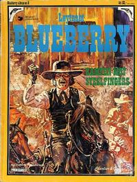 Cover Thumbnail for Blueberry (Hjemmet / Egmont, 1977 series) #8 - Kampen mot Steelfingers