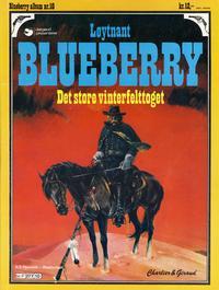Cover Thumbnail for Blueberry (Hjemmet / Egmont, 1977 series) #10 - Det store vinterfelttoget