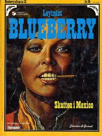 Cover Thumbnail for Blueberry (Hjemmet / Egmont, 1977 series) #13 - Skatten i Mexico