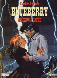 Cover Thumbnail for Blueberry (Semic, 1987 series) #23 - Arizona Love
