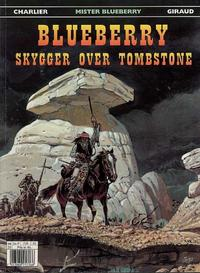 Cover for Blueberry (Hjemmet / Egmont, 1998 series) #25 - Skygger over Tombstone