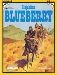 Cover Thumbnail for Den unge Blueberry (Hjemmet / Egmont, 1984 series) #3 - Blåjakken Blueberry