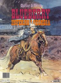 Cover Thumbnail for Blueberrys unge år (Semic, 1988 series) #3 - Inferno i Georgia