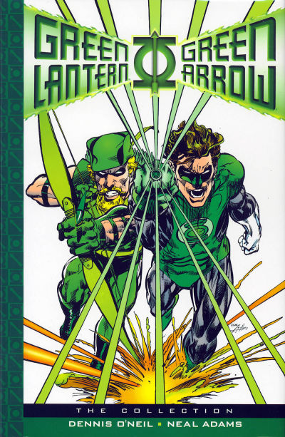 Cover for Green Lantern / Green Arrow Collection (DC, 2000 series)