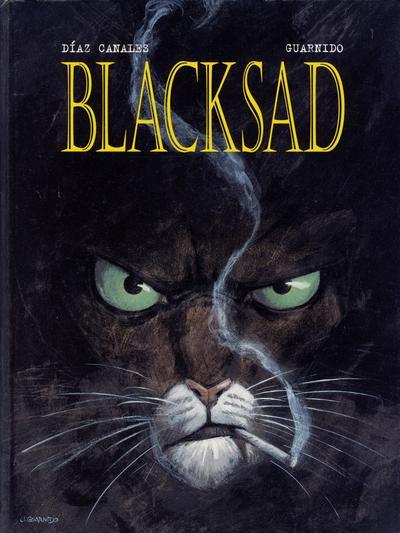 Cover for Blacksad (Hjemmet / Egmont, 2006 series) #[nn]