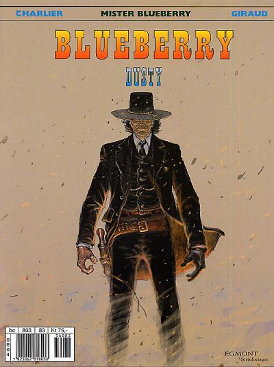 Cover for Blueberry (Hjemmet / Egmont, 1998 series) #28 - Dusty