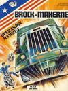 Cover for Brock-makerne (Winthers forlag, 1979 series) #3 - Operasjon Mammut