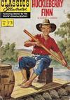 Cover for Classics Illustrated (Thorpe & Porter, 1951 series) #1 - Huckleberry Finn