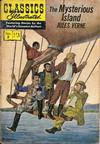 Cover for Classics Illustrated (Thorpe & Porter, 1951 series) #3 - The Mysterious Island