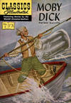 Cover for Classics Illustrated (Thorpe & Porter, 1951 series) #5 - Moby Dick