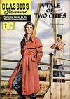 Cover for Classics Illustrated (Thorpe & Porter, 1951 series) #6 [HRN 126/12] - A Tale of Two Cities