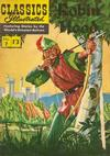 Cover for Classics Illustrated (Thorpe & Porter, 1951 series) #7 - Robin Hood [1'3 Price Black Title]
