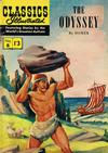 Cover for Classics Illustrated (Thorpe & Porter, 1951 series) #8 - The Odyssey