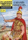 Cover for Classics Illustrated (Thorpe & Porter, 1951 series) #9 - Caesar's Conquests