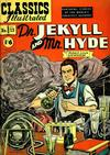 Cover for Classics Illustrated (Thorpe & Porter, 1951 series) #13 - Dr. Jekyll and Mr. Hyde