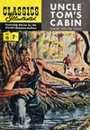 Cover for Classics Illustrated (Thorpe & Porter, 1951 series) #15 - Uncle Tom's Cabin