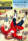 Cover for Classics Illustrated (Thorpe & Porter, 1951 series) #16 - Gulliver's Travels