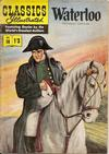 Cover for Classics Illustrated (Thorpe & Porter, 1951 series) #18 - Waterloo