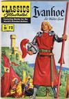 Cover for Classics Illustrated (Thorpe & Porter, 1951 series) #20 - Ivanhoe