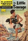 Cover for Classics Illustrated (Thorpe & Porter, 1951 series) #26 - The Little Savage
