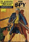 Cover for Classics Illustrated (Thorpe & Porter, 1951 series) #27 - The Spy