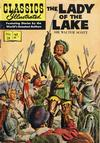 Cover for Classics Illustrated (Thorpe & Porter, 1951 series) #28 - The Lady of the Lake