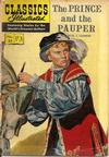 Cover for Classics Illustrated (Thorpe & Porter, 1951 series) #29 - The Prince and the Pauper