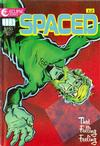 Cover for Spaced (Eclipse, 1986 series) #12